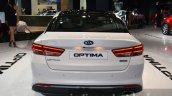 2016 Kia Optima rear at IAA 2015