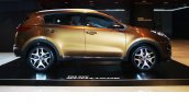 2016 Kia Sportage (Korea spec) from the launch