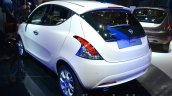 2016 Lancia Ypsilon rear three quarter at the IAA 2015