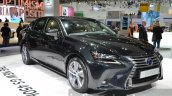 2016 Lexus GS 450h (facelift) front three quarter right at IAA 2015