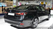 2016 Lexus GS 450h (facelift) rear three quarter right at IAA 2015