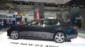 2016 Lexus GS 450h (facelift) side left at IAA 2015