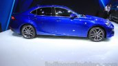 2016 Lexus IS 200t side at the 2015 Chengdu Motor Show