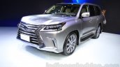 2016 Lexus LX 570 at the 2015 Chengdu Motor Show