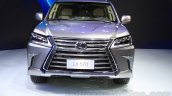 2016 Lexus LX 570 front at the 2015 Chengdu Motor Show