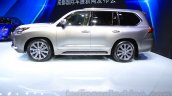 2016 Lexus LX 570 side at the 2015 Chengdu Motor Show