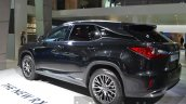 2016 Lexus RX450h rear three quarter at IAA 2015
