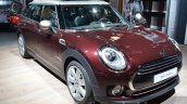 2016 Mini Clubman front quarter at the IAA 2015