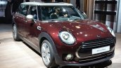 2016 Mini Clubman front three quarter at the IAA 2015