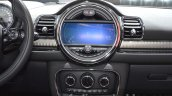 2016 Mini Clubman infotainment display at the IAA 2015