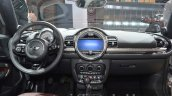 2016 Mini Clubman interior at the IAA 2015