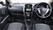 2016 Nissan Almera (Thai spec) dashboard