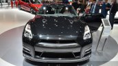 2016 Nissan GT-R Track Edition front at the IAA 2015