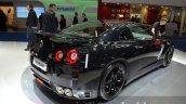 2016 Nissan GT-R Track Edition rear three quarter (1) at the IAA 2015