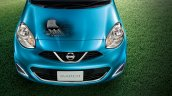 2016 Nissan March launched engine bay in Thailand