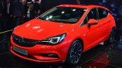2016 Opel Astra front three quarter at the IAA 2015