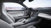 2016 Porsche 911 Carrera facelift interior unveiled