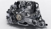 2016 Porsche 911 Carrera facelift turbo engine unveiled