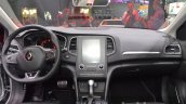 2016 Renault Megane dashboard at the IAA 2015