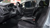 2016 Renault Megane front cabin at the IAA 2015