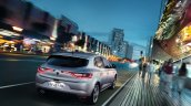 2016 Renault Megane rear quarter unveiled