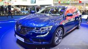 2016 Renault Talisman Estate front quarter at the IAA 2015