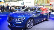 2016 Renault Talisman Estate front three quarter at the IAA 2015