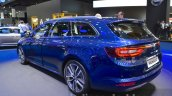 2016 Renault Talisman Estate rear three quarter at the IAA 2015