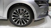 2016 Skoda Superb wheel at the 2015 Chengdu Motor Show