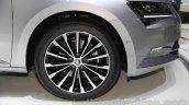 2016 Skoda Superb wheel at the 2015 Chengdu Motor Show