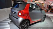 2016 Smart Fortwo Cabrio rear three quarter right at IAA 2015
