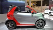2016 Smart Fortwo Cabrio side right at IAA 2015