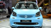 2016 Smart fortwo Cabrio front at IAA 2015