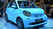 2016 Smart fortwo Cabrio front three quarters at IAA 2015