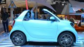 2016 Smart fortwo Cabrio side profile at IAA 2015