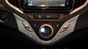 2016 Suzuki Baleno HVAC controls at the IAA 2015