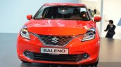 2016 Suzuki Baleno front view at IAA 2015