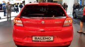2016 Suzuki Baleno rear at IAA 2015 (first images)