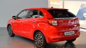 2016 Suzuki Baleno rear three quarter left at IAA 2015
