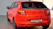 2016 Suzuki Baleno rear three quarters at IAA 2015