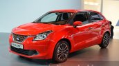 2016 Suzuki Baleno right front three quarter at IAA 2015