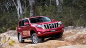 2016 Toyota Prado front launched in Australia