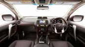 2016 Toyota Prado interior launched in Australia