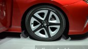 2016 Toyota Prius alloy wheels at IAA 2015