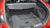 2016 Toyota Prius boot space at IAA 2015