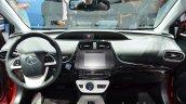 2016 Toyota Prius dashboard interior at IAA 2015