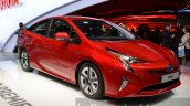 2016 Toyota Prius front three quarter right at IAA 2015