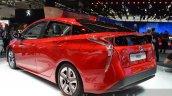2016 Toyota Prius rear three quarter left at IAA 2015