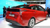 2016 Toyota Prius rear three quarter right at IAA 2015