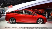 2016 Toyota Prius side at IAA 2015